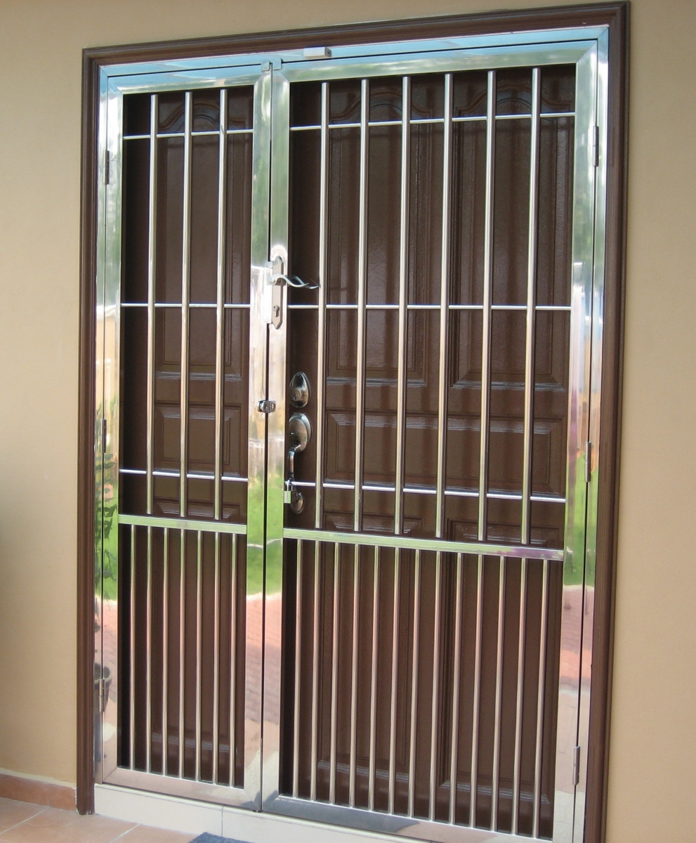 Gate Grill Iron Grill: Grille Doors & Wrought Iron Wine Door