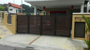 Grille and Gate 9