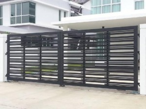 Grille and Gate 7