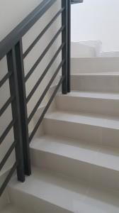 Tiles and Straitcase 9